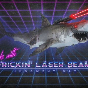 Depth: Sharks with Frickin' Laser Beams II: Judgment Day